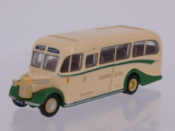 20101 Bedford OB Coach Southern Vectis  Scale 1:76 Scale